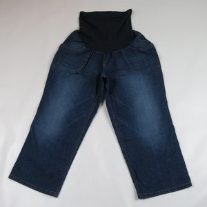 OH BABY MOTHERHOOD Capri Jeans Maternity
